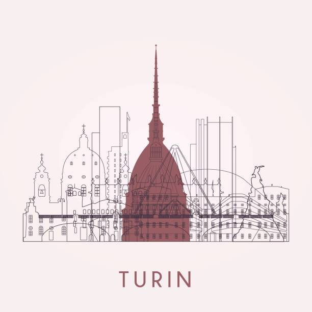 Best Torino Illustrations, Royalty-Free Vector Graphics
