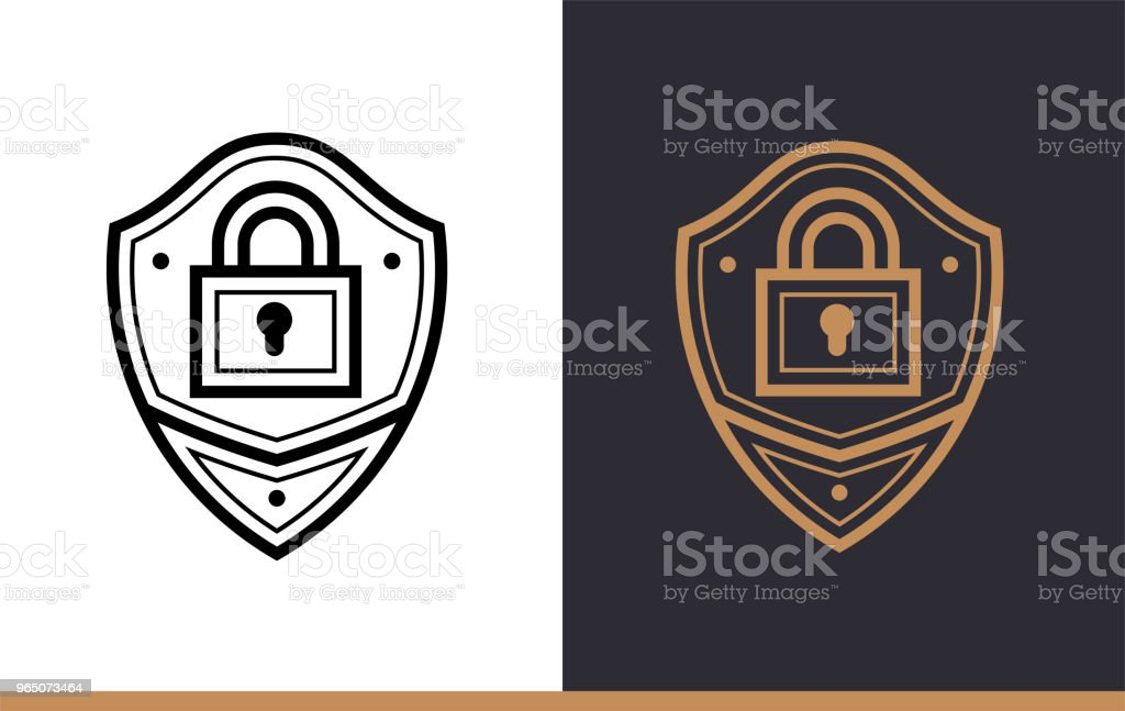 Outline web protection icon for startup business. Line icons suitable for info graphics, print media and interfaces outline web protection icon for startup business line icons suitable for info graphics print media and interfaces - stockowe grafiki wektorowe i więcej obrazów bez ludzi royalty-free