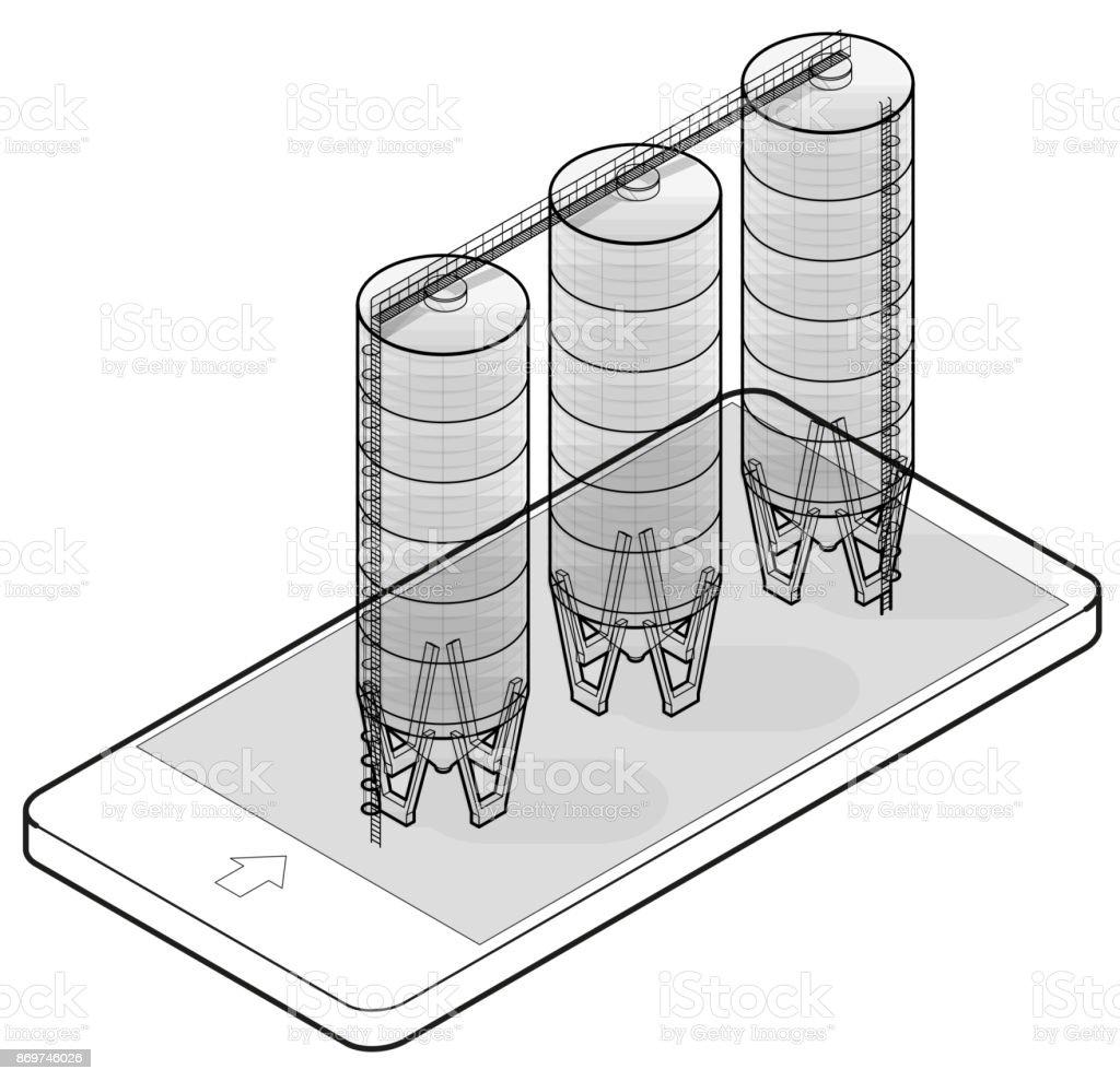 Silo Ladder Diagram - DIY Enthusiasts Wiring Diagrams •