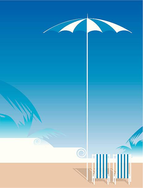 Perspektywę Parasolka od słońca – artystyczna grafika wektorowa