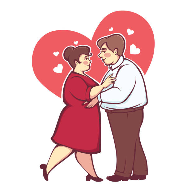 Women men fat who date Why Stressed