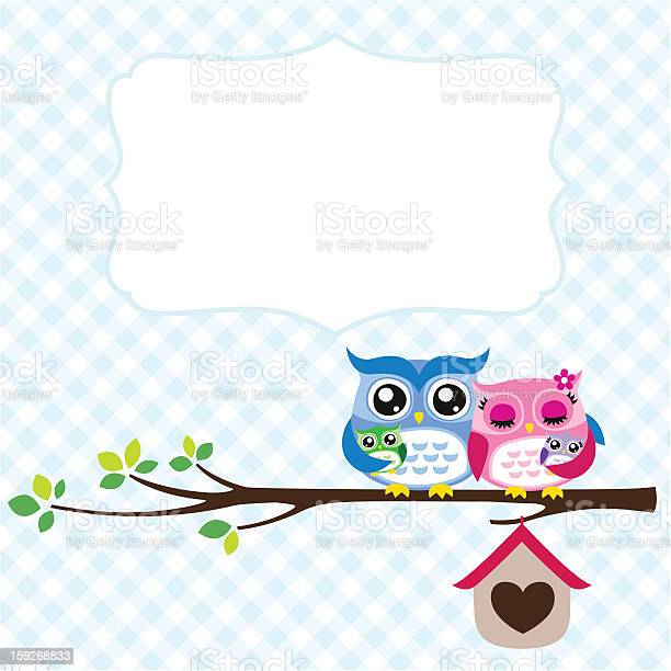 Owl family spring illustration vector id159268833?b=1&k=6&m=159268833&s=612x612&h=gl05q2uxr8hh2r9xqostthqm1yuujzo9dhrermnzoam=