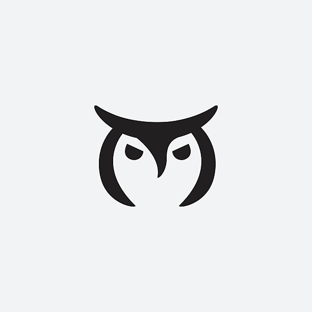 Royalty Free Owl Silhouette Clip Art, Vector Images ...