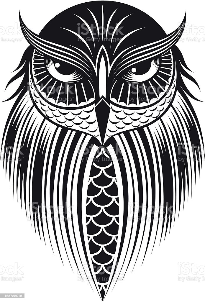 owl royalty-free owl stock vector art & more images of abstract