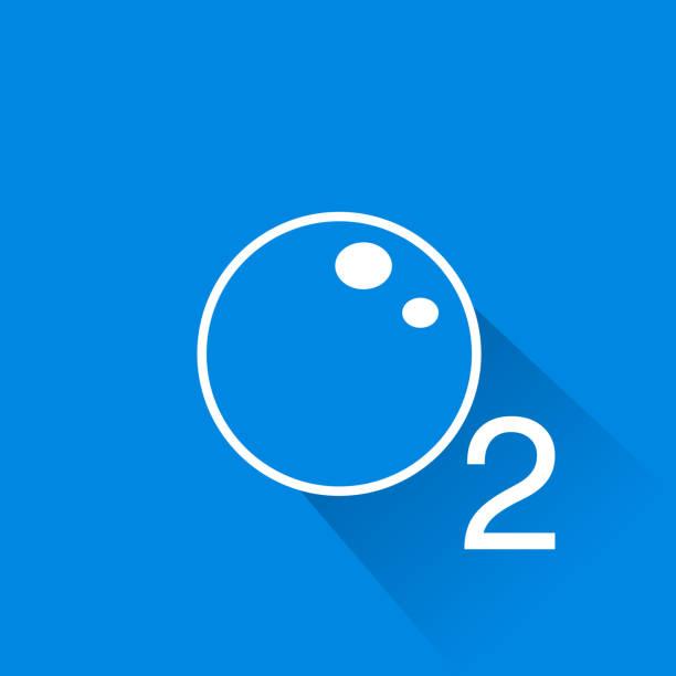 sauerstoff-symbol - sauerstoff stock-grafiken, -clipart, -cartoons und -symbole