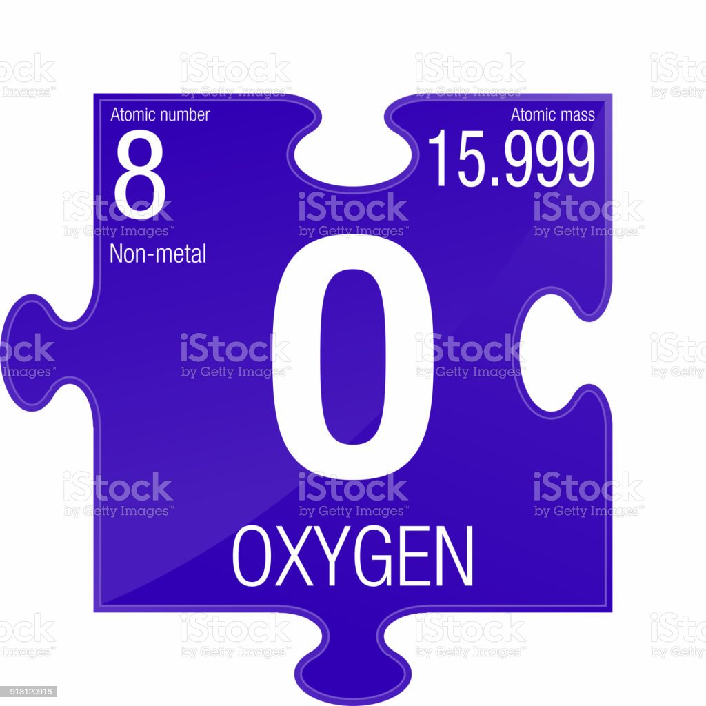 Oxygen symbol element number 8 of the periodic table of the elements oxygen symbol element number 8 of the periodic table of the elements chemistry royalty urtaz Image collections