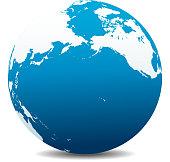 Pacific Rim North America, Canada, Hawaii Global World