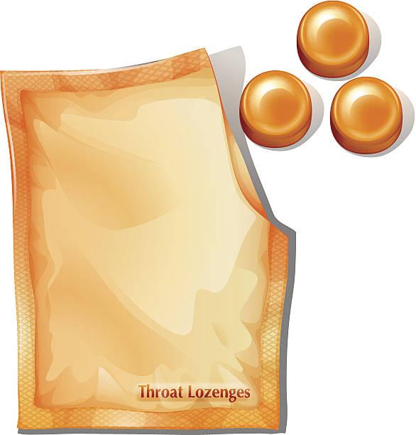 illustrations, cliparts, dessins animés et icônes de pack d'orange cou lozenges - pastille
