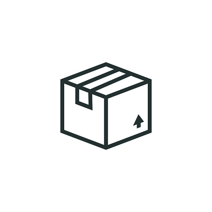Package Line Icon