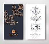 Packaging design coffee