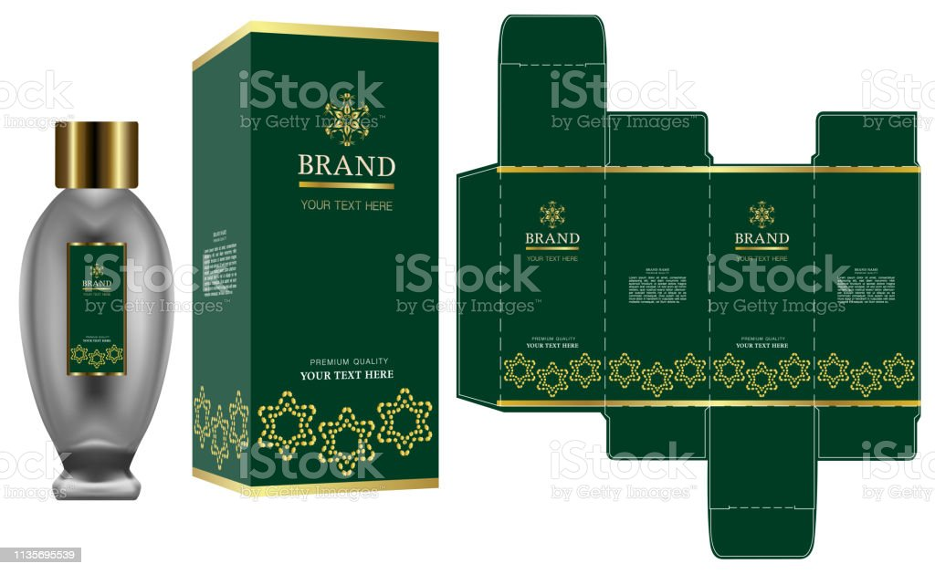 box, packaging, die cut box