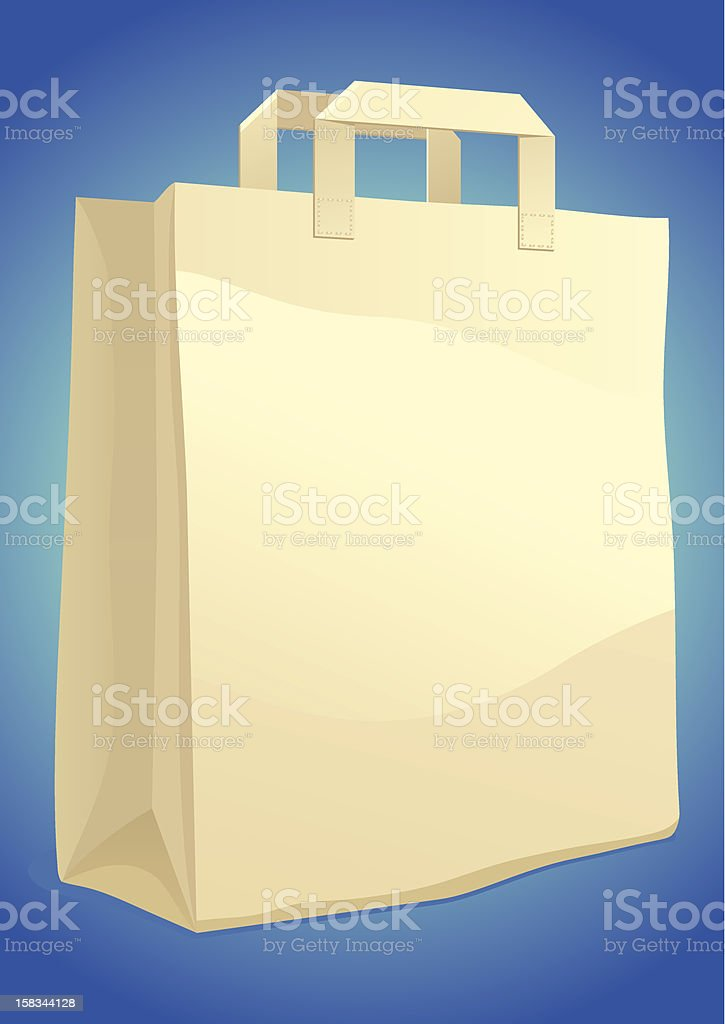 packing royalty-free stock vector art