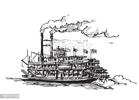 Paddleboat.