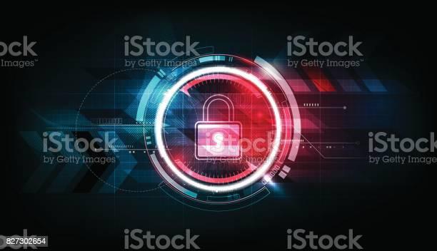 Padlock security lock concept futuristic electronic technology vector id827302654?b=1&k=6&m=827302654&s=612x612&h=emhczjhzyuiud9dg6eosfp22xakuihhqjgdewfbunqq=