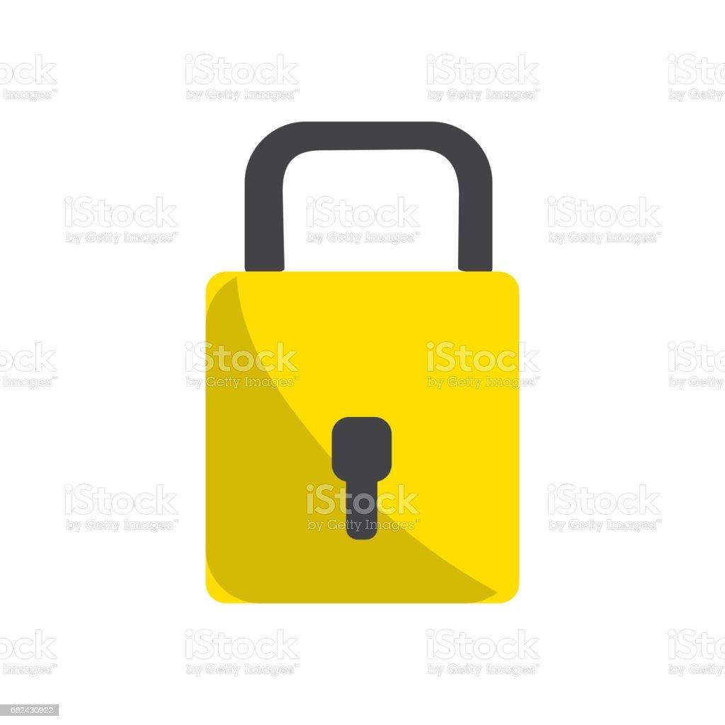 cadenas pour avoir sacurity la particularité cadenas pour avoir sacurity la particularité – cliparts vectoriels et plus d'images de acier libre de droits