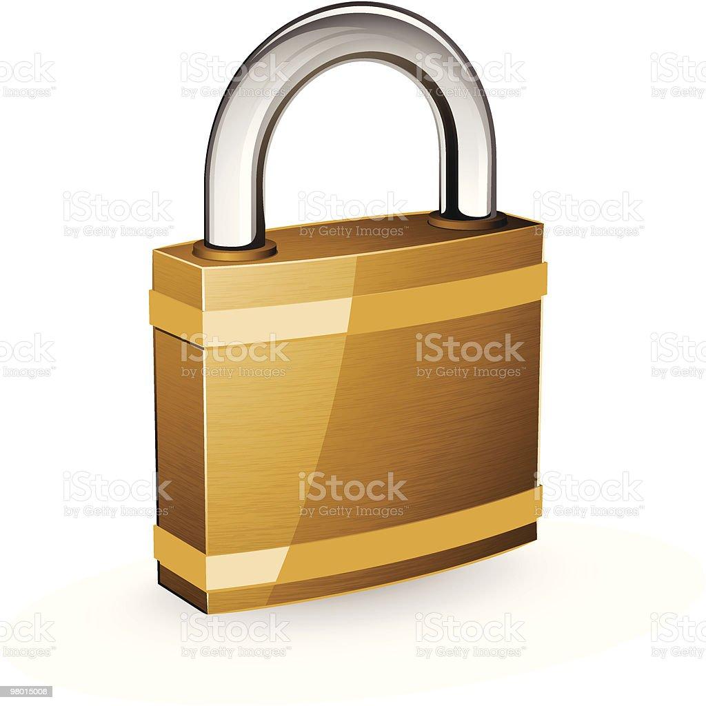 Padlock royalty-free padlock stock vector art & more images of closed