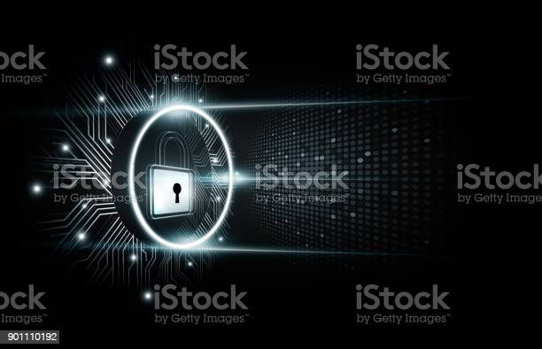 Padlock with security lock hologram futuristic technology background vector id901110192?b=1&k=6&m=901110192&s=612x612&h= m ecdbn0zr2rewxvqyul38ymlu9g114pspt  n6jro=