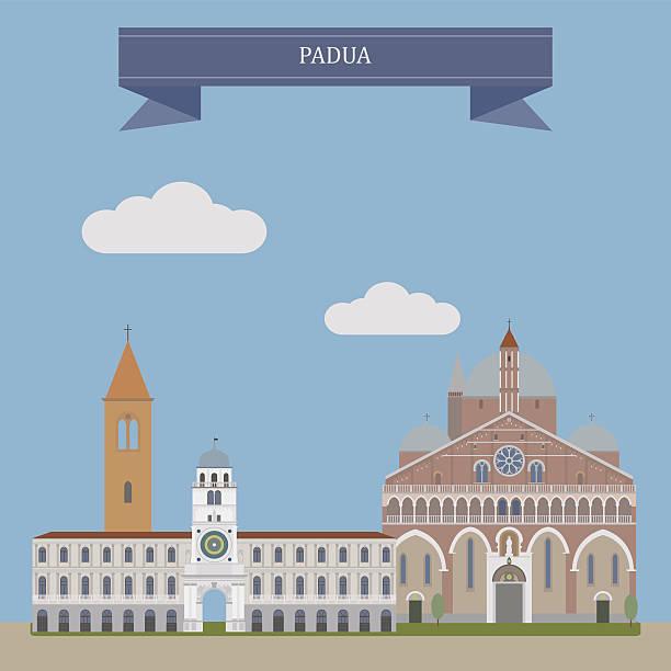 padua, italien - padua stock-grafiken, -clipart, -cartoons und -symbole