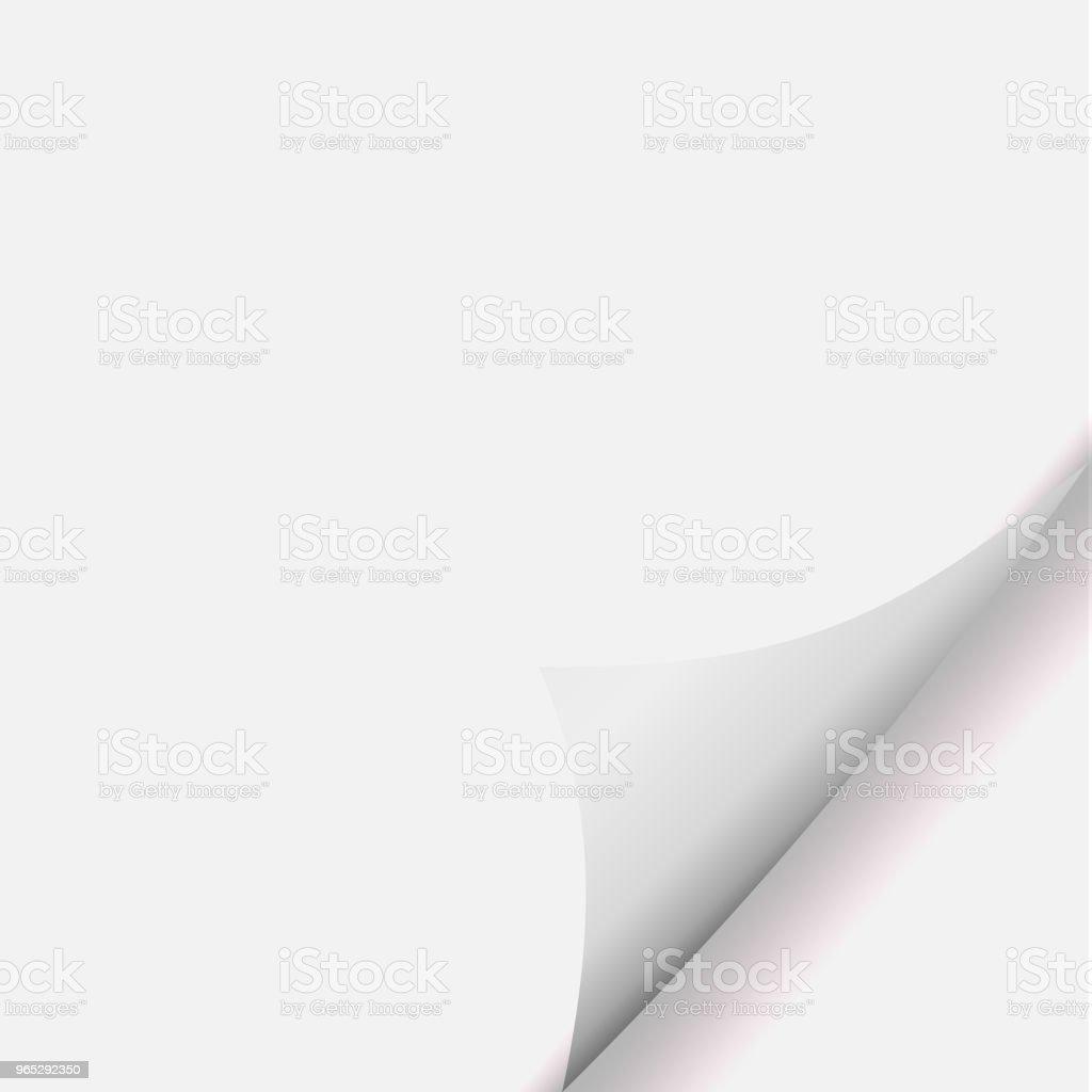 Page curl icon page curl icon - stockowe grafiki wektorowe i więcej obrazów abstrakcja royalty-free