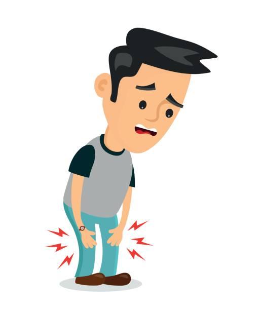 108 Knee Arthritis Cartoon Illustrations Royalty Free Vector Graphics Clip Art Istock