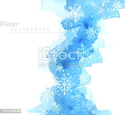 istock paint and snow 1074159798