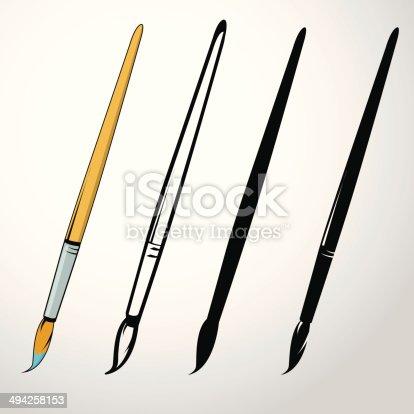 istock Paintbrush 494258153