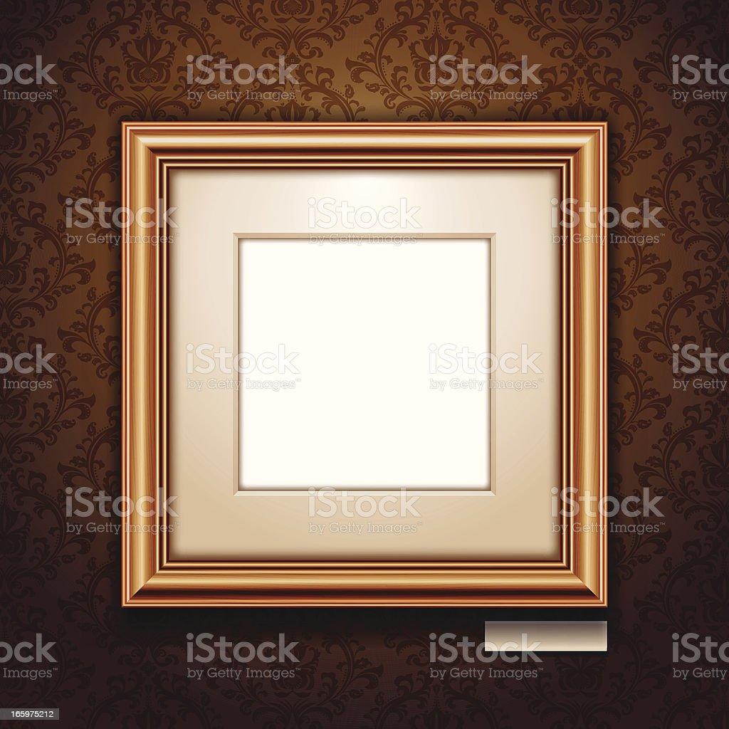 Gemälde Rahmen Stock Vektor Art und mehr Bilder von Bilderrahmen ...