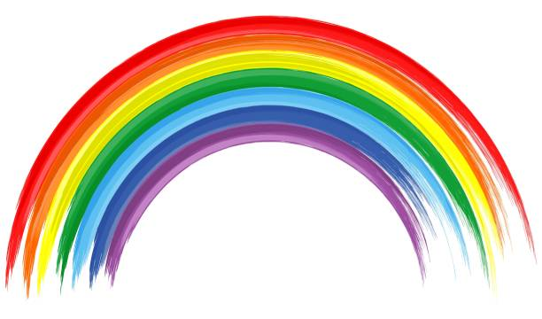 162 131 Rainbow Illustrations Clip Art Istock