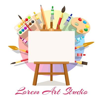 Painting workshop elements