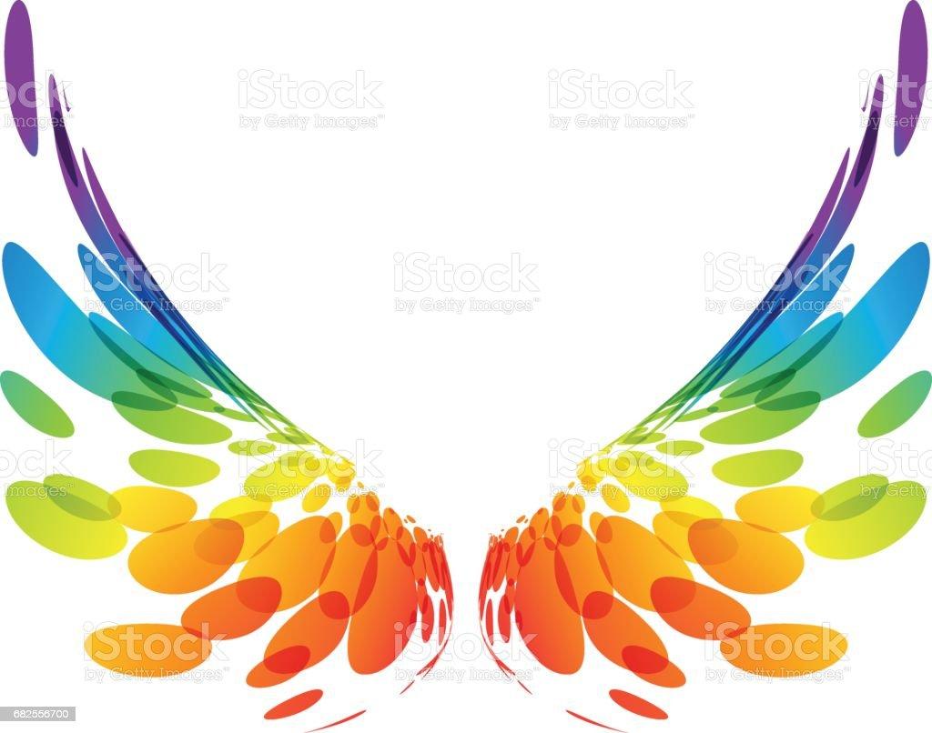 royalty free animal wing clip art vector images illustrations rh istockphoto com bat wing clipart wing clip art images