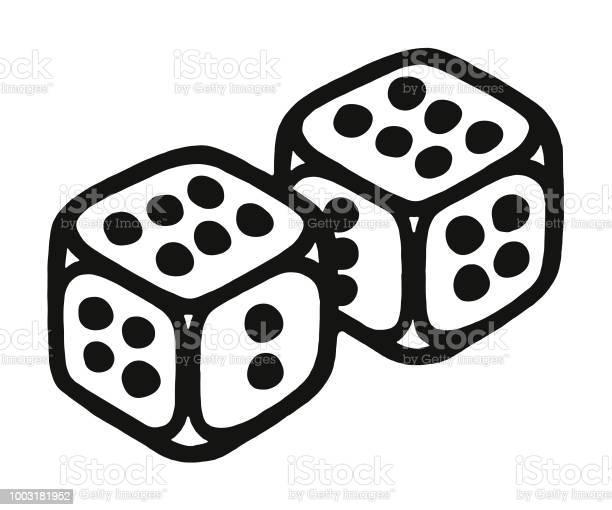 Pair of dice vector id1003181952?b=1&k=6&m=1003181952&s=612x612&h=b3ksawqca63puog9qbknmg zgr7vtmildolacvgtbfc=