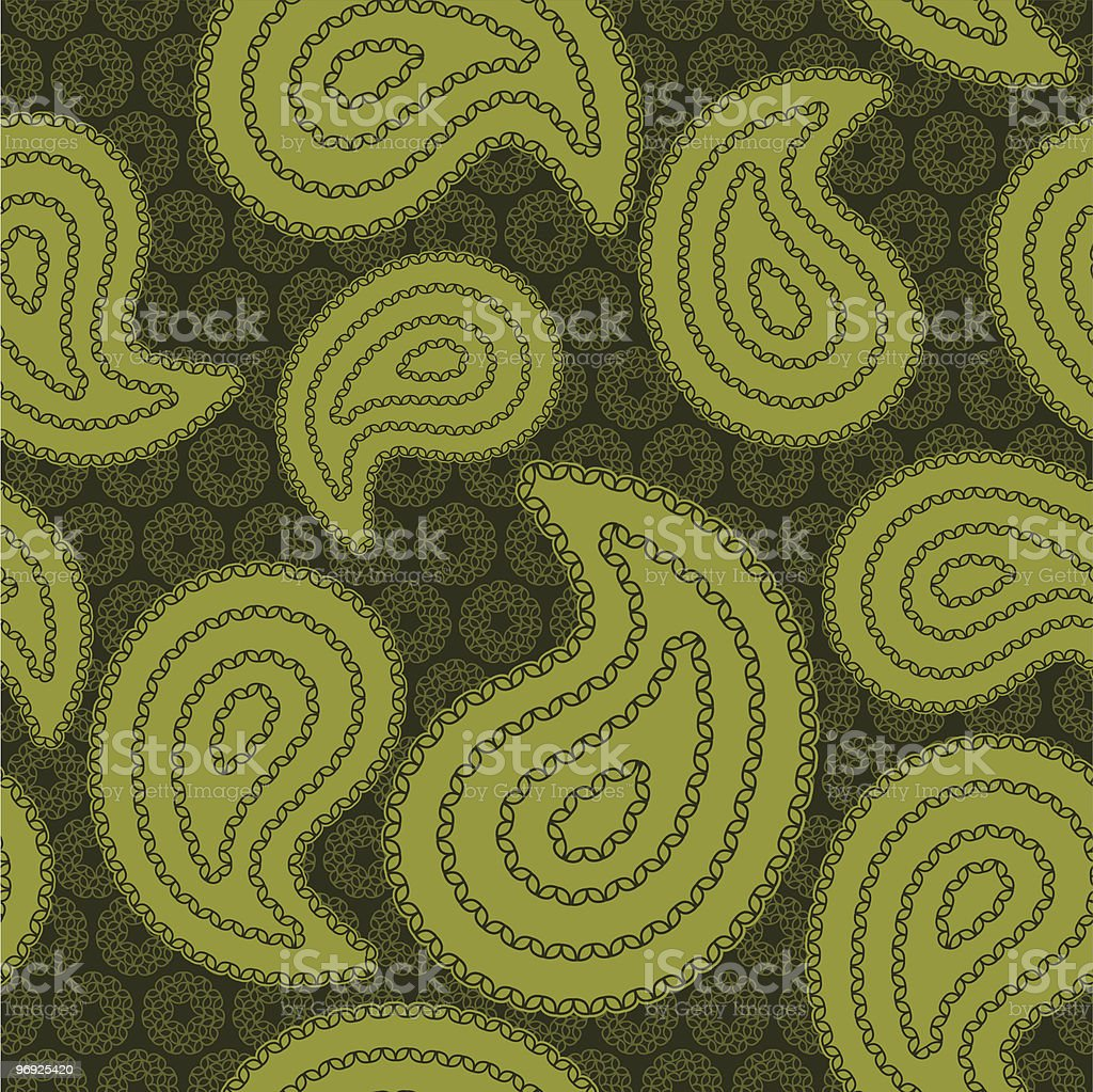 Paisley seamless royalty-free paisley seamless stock vector art & more images of abstract