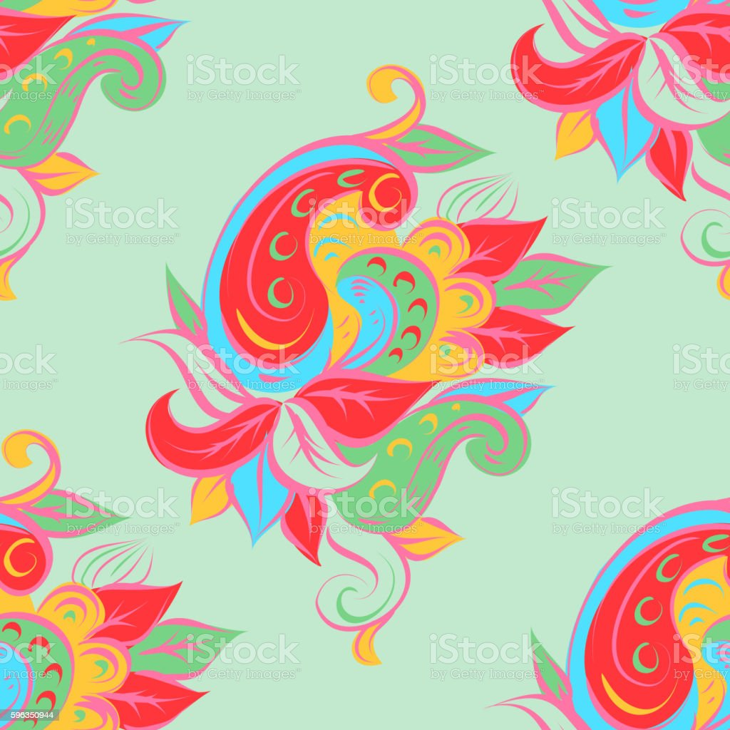Paisley royalty-free paisley stock vector art & more images of abstract