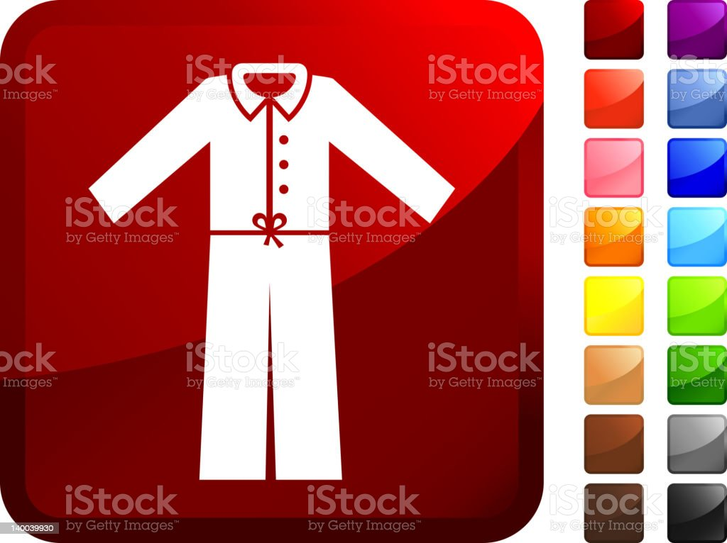 pajama internet royalty free vector art vector art illustration