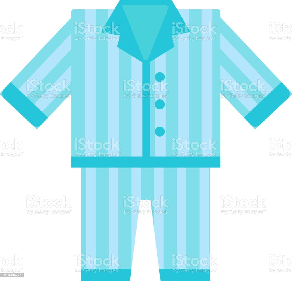 royalty free pajamas clip art vector images illustrations istock rh istockphoto com red pajamas clipart christmas pajamas clipart