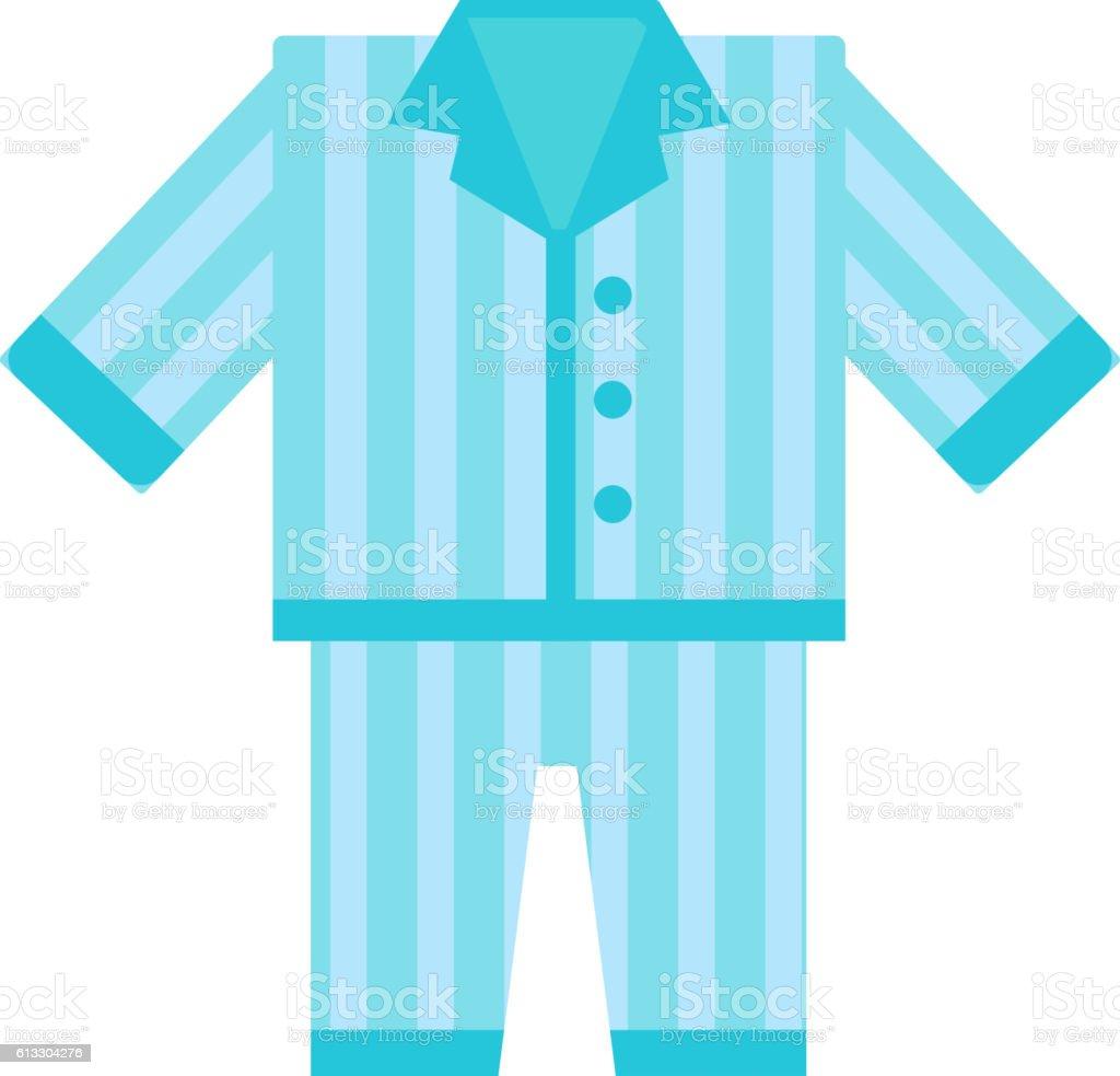 Pajamas doodle vector vector art illustration