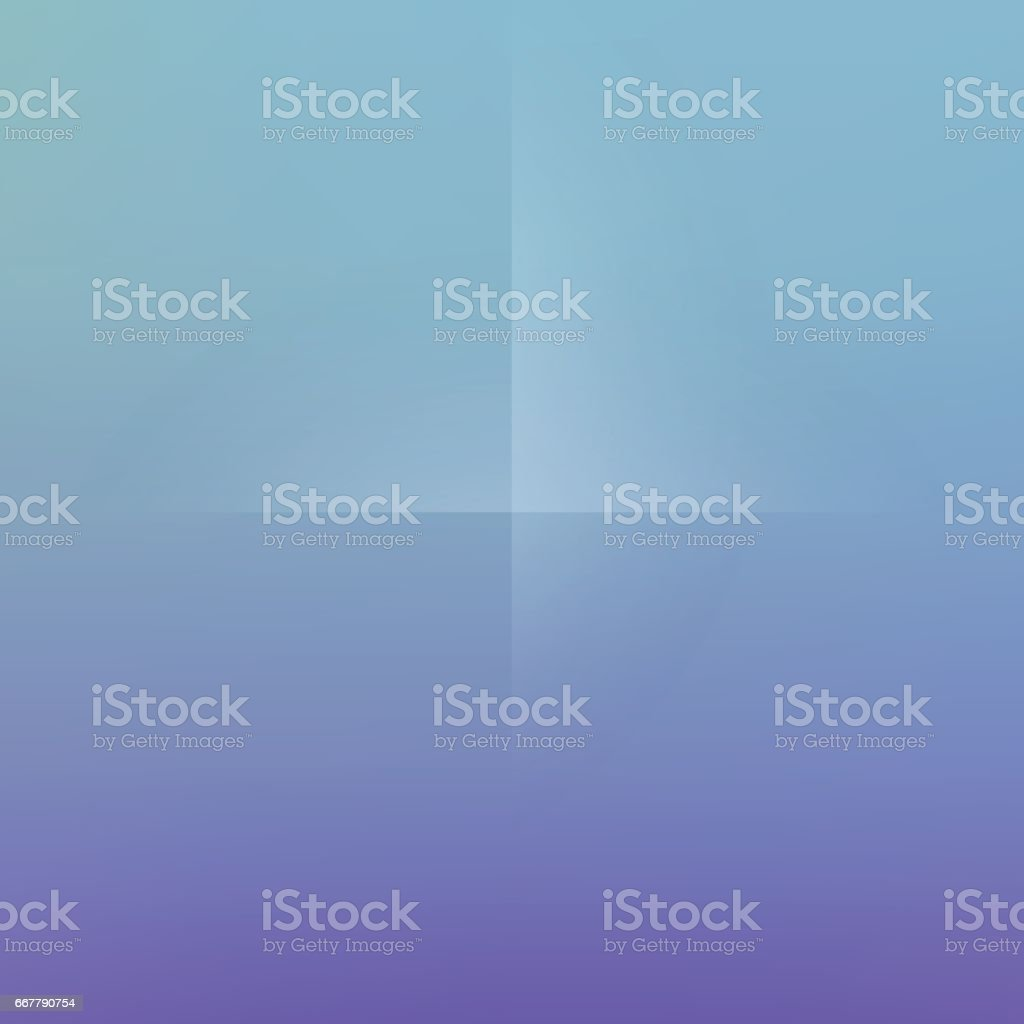Pale Purple Minimal Fold Line Background vector art illustration