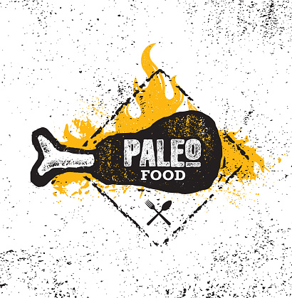 Paleo stock illustrations