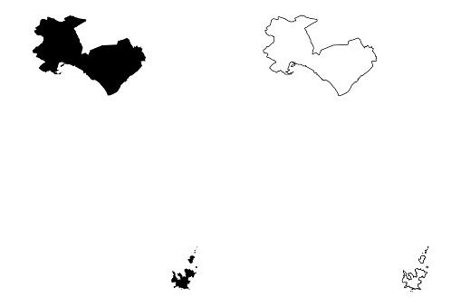 Palma de Mallorca City map