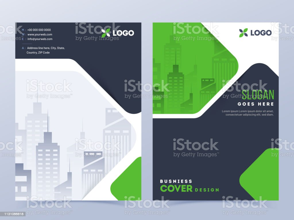 Pamphlet, brochure cover layout, a4 size template or flyer design with space for your image. pamphlet brochure cover layout a4 size template or flyer design with space for your image - immagini vettoriali stock e altre immagini di affari royalty-free