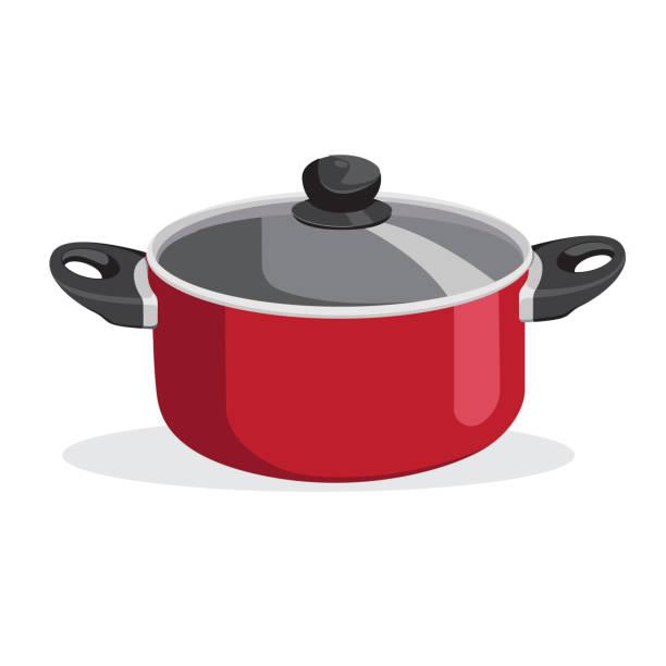ベクトルのキッチン用品や調理器具のベクトルをパンします。 - 鍋点のイラスト素材/クリップアート素材/マンガ素材/アイコン素材