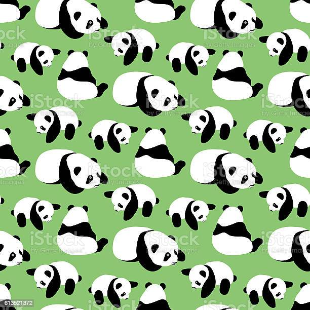 Panda bear vector background seamless pattern with cartoon panda vector id613521372?b=1&k=6&m=613521372&s=612x612&h=m4ghpi5wec5k8o q71xqrsgfxvy zarv11lvi4iohcm=