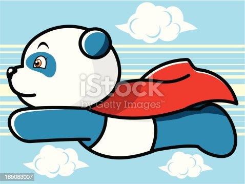 istock Panda Cartoon 165083007