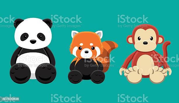 Panda Vector Art Graphics Freevectorcom