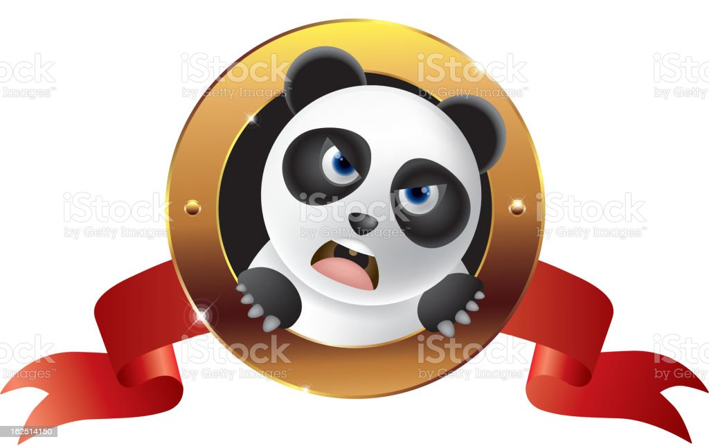 MGM panda royalty-free mgm panda stock vector art & more images of abstract