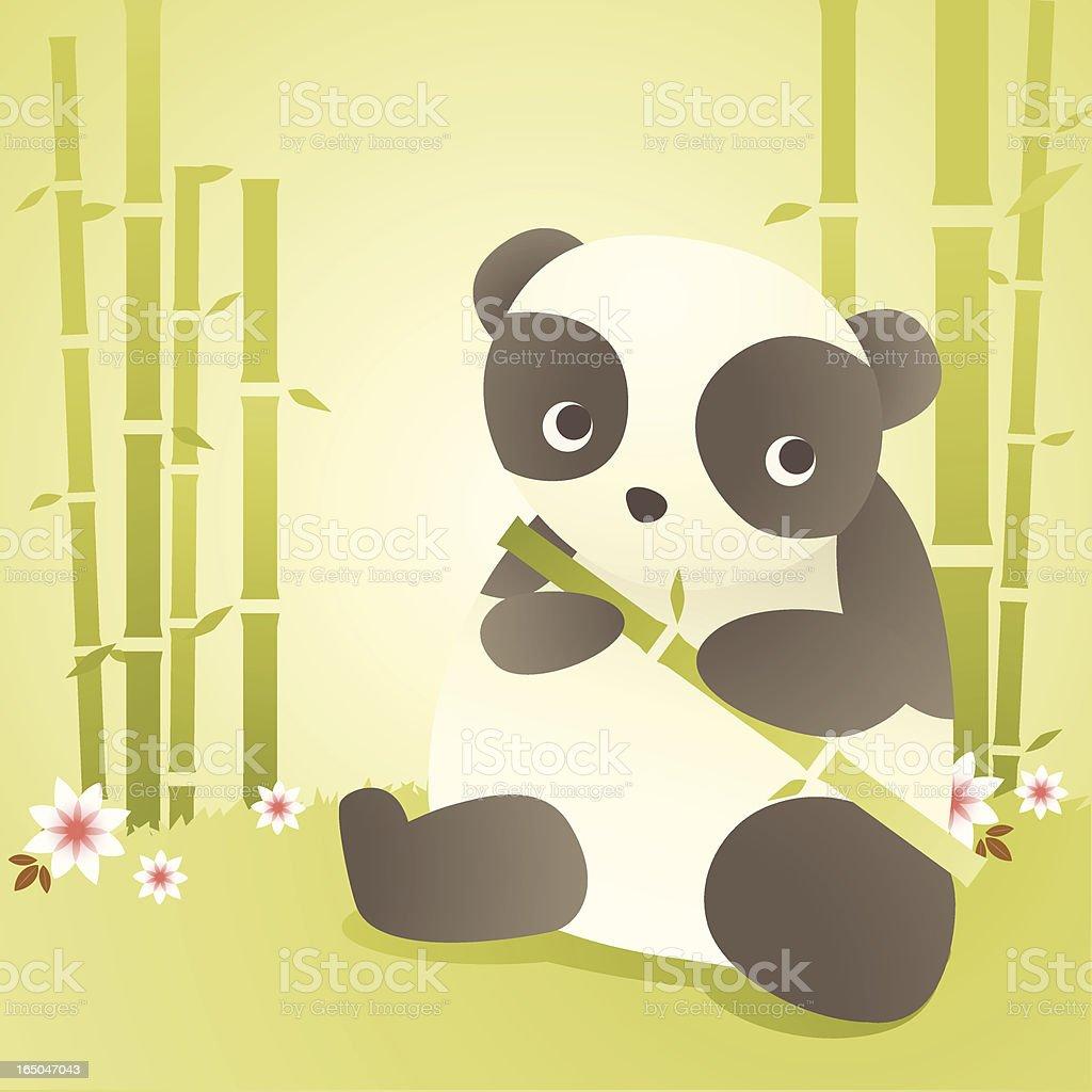 panda royalty-free panda stock vector art & more images of animal