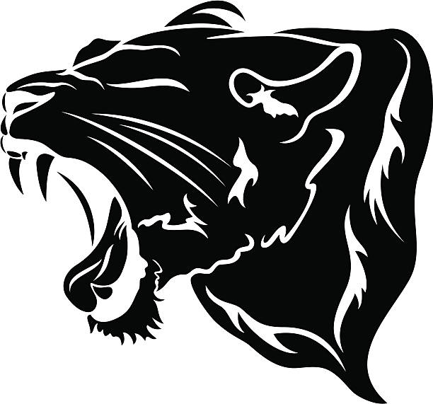 76 Roaring Lion Face Side Illustrations Royalty Free Vector Graphics Clip Art Istock See more ideas about face outline, africa map, african tattoo. https www istockphoto com illustrations roaring lion face side
