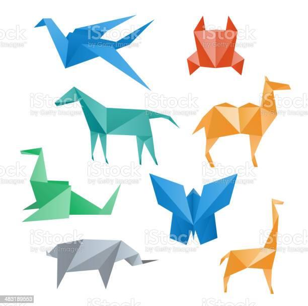 Paper animals origami style vector id483189553?b=1&k=6&m=483189553&s=612x612&h=f6adcgco3qtkzjesrgey0thyi 4do5zenmds1fgblya=
