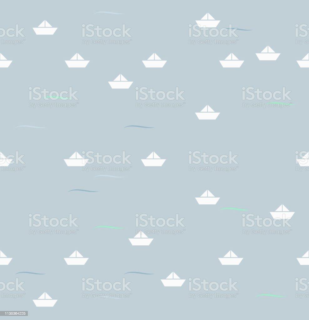 Seamless vector pattern, irregular vector pattern. Stylized,...