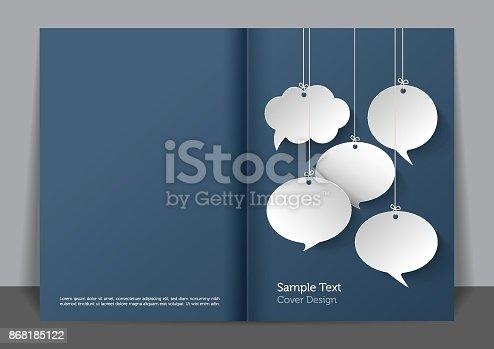 Paper Bubbles Cover design